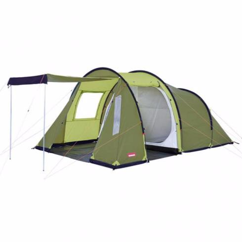 Toile de tente trigano ruby 4 places for Tente cuisine camping