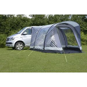 Auvent indépendant gonflable Kampa Travel Pod Action air VW
