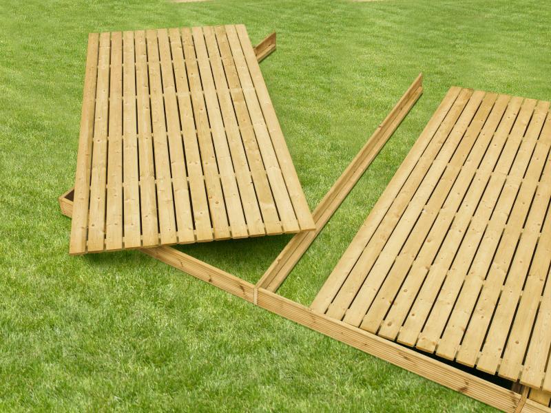 Plancher pour terrasse lame de terrasse en pica brico dpt for Plancher bois pour terrasse exterieur