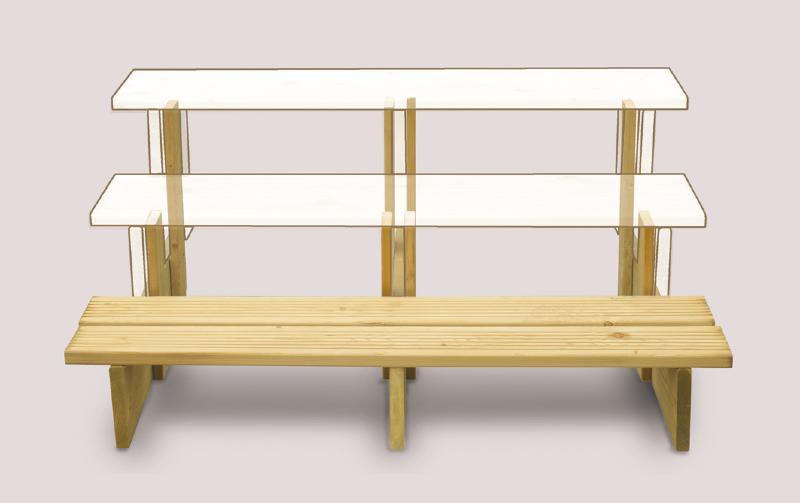 Kit adaptation escalier pour terrasse de mobil 39 home for Escalier de terrasse
