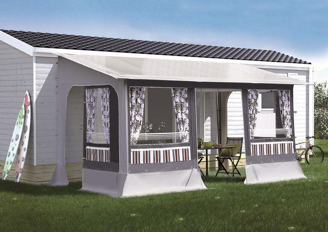 c tes et facade pour auvent clairval belem. Black Bedroom Furniture Sets. Home Design Ideas