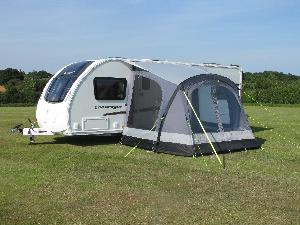 AUVENT GONFLABLE KAMPA FIESTA AIR PRO 280