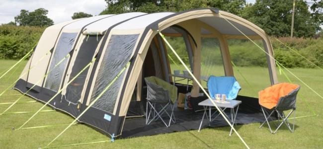 tente de camping gonflable 4 6 places auvant caravane. Black Bedroom Furniture Sets. Home Design Ideas