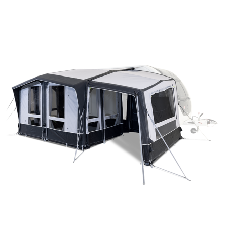 Extension droite pour auvent Dometic-Kampa Club/Ace Air Pro