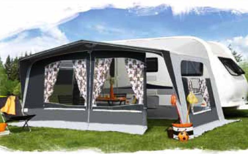 auvent caravane clairval castle 2m70. Black Bedroom Furniture Sets. Home Design Ideas