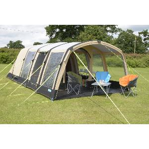 TENTE KAMPA HAYLING 6 AIR CLASSIC POLY-COTON