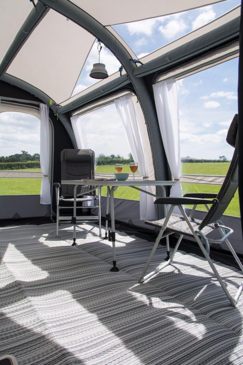 tapis de sol pour les auvents gonflables kampa pop air pro sp cial eriba. Black Bedroom Furniture Sets. Home Design Ideas