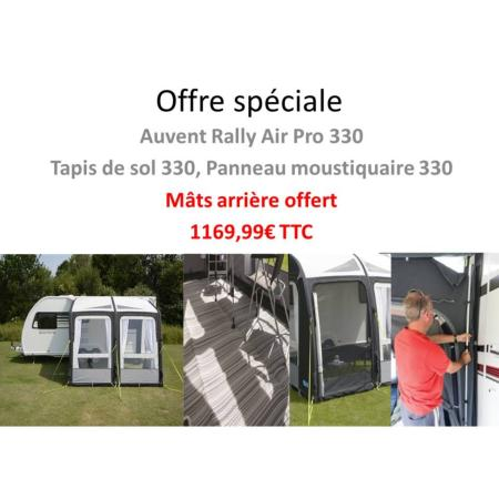 Offre spéciale Rally Air Pro 330