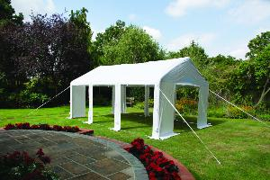 CHAPITEAU GONFLABLE PARTY TENTE AIR KAMPA 4m x 8m
