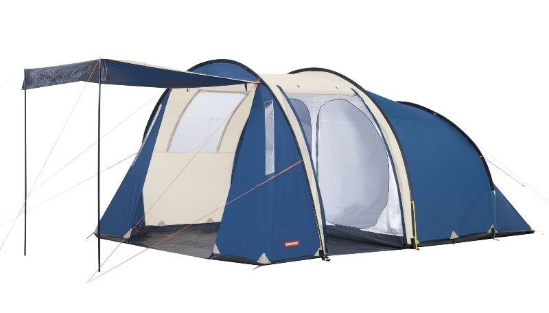 toile de tente 4 places 2 chambres