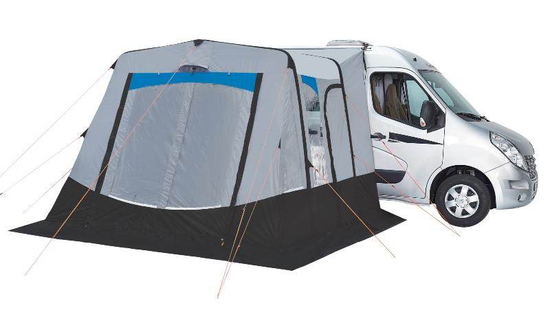 auvent autoportant gonflable recife trigano pour camping car caravane et fourgons s 39 adapte sur les c. Black Bedroom Furniture Sets. Home Design Ideas