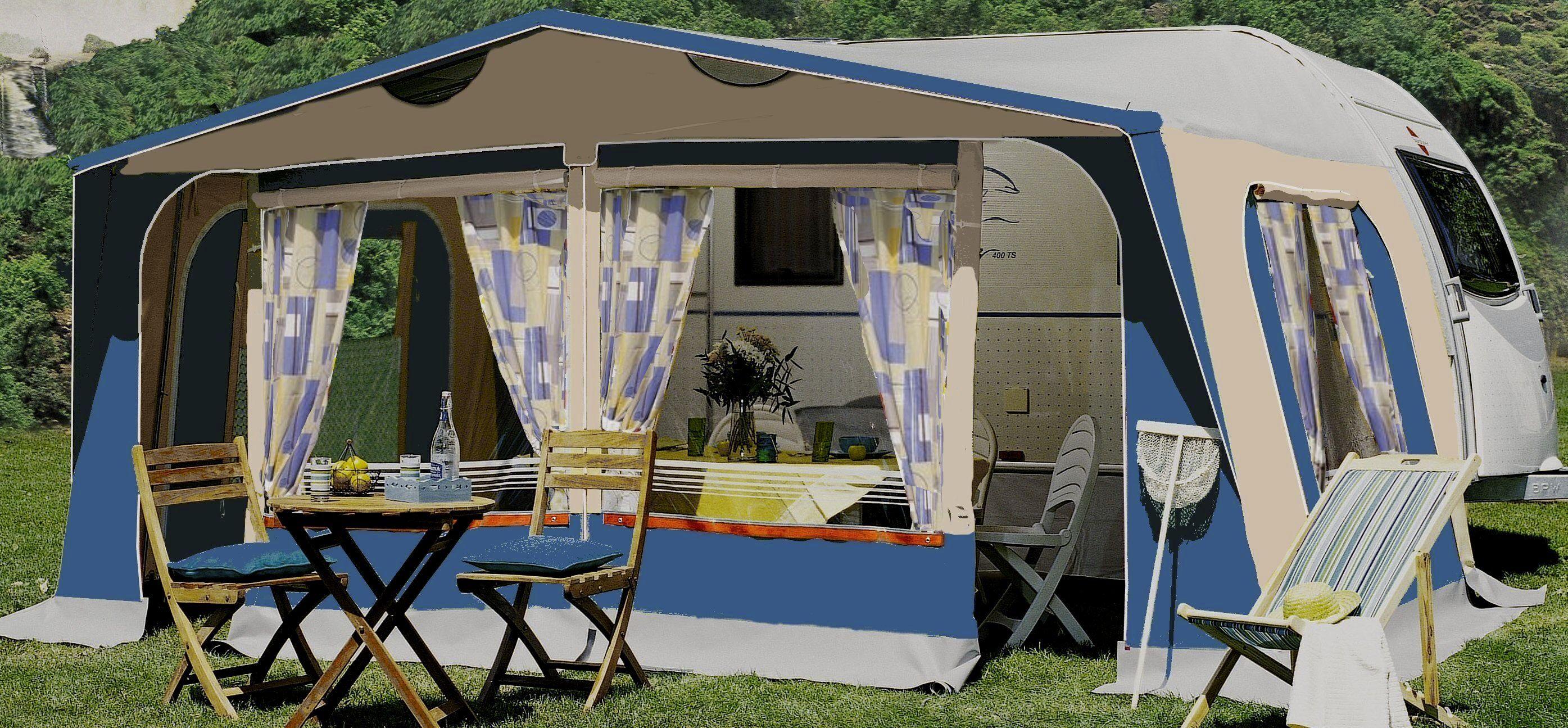 auvent caravane standard sur mesure auvent caravane. Black Bedroom Furniture Sets. Home Design Ideas