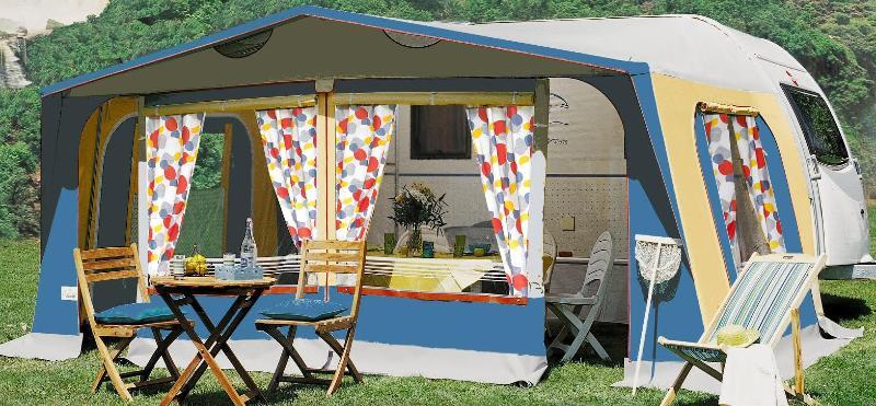 auvent clairval petra auvents pour camping car et caravanes. Black Bedroom Furniture Sets. Home Design Ideas