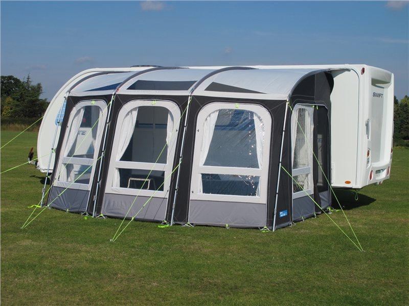auvent de caravane kampa ace 400. Black Bedroom Furniture Sets. Home Design Ideas