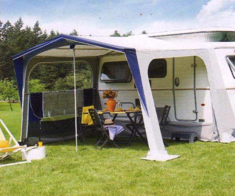 auvent clairval twin pour caravane eriba. Black Bedroom Furniture Sets. Home Design Ideas