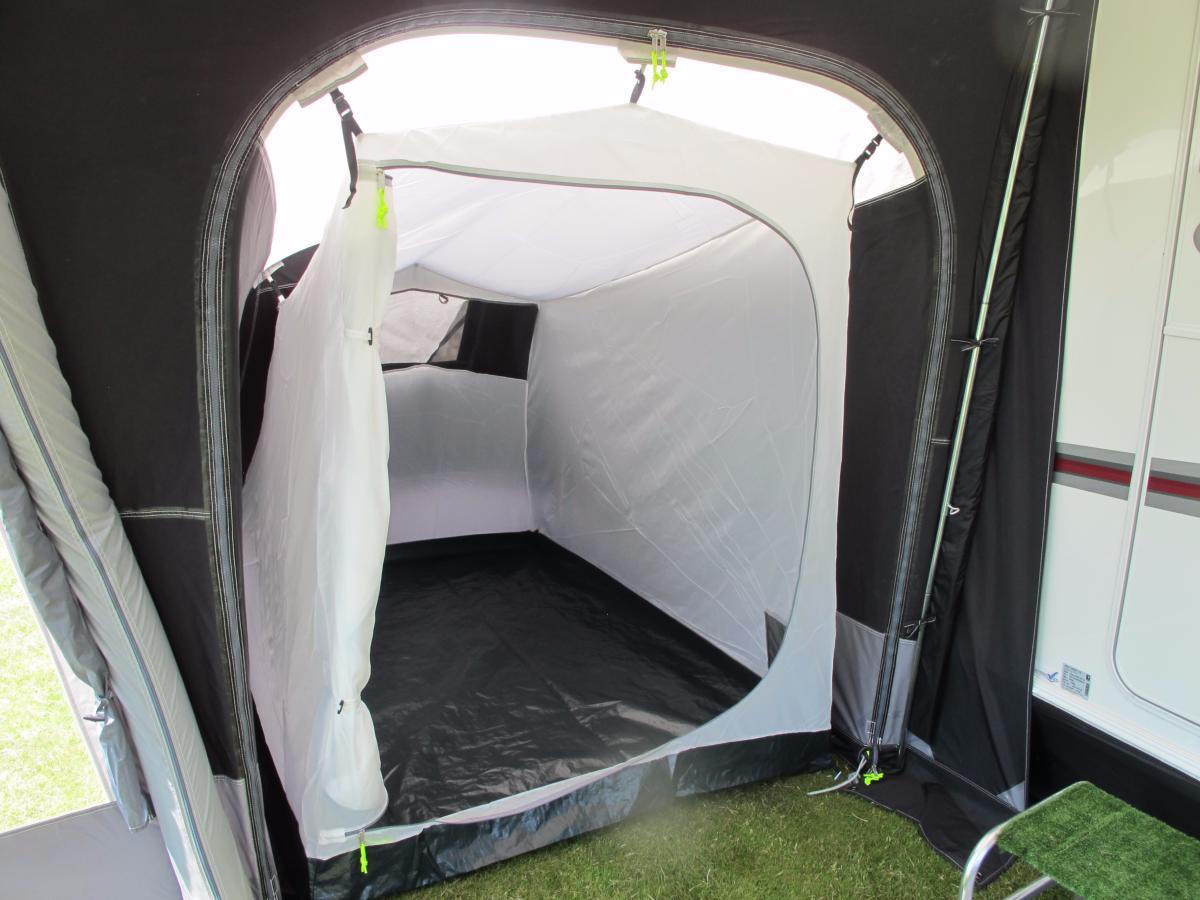 Auvent Gonflable Kampa Fiesta Air 350 Pour Caravane Avec