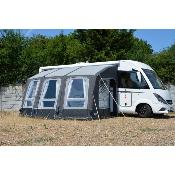 Auvent Kampa Motor Ace Air All Seasons 400XXL Pour Camping-car
