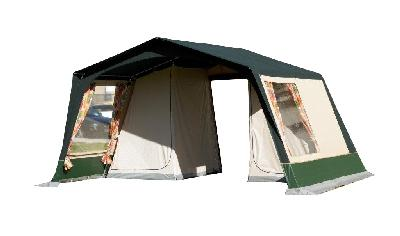toile de tente familial sahara 4 places coton marque kampa. Black Bedroom Furniture Sets. Home Design Ideas