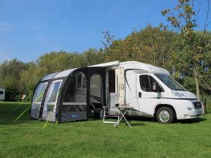 AUVENT GONFLABLE KAMPA MOTOR RALLY AIR PRO 260 XXL MODÈLE 2016