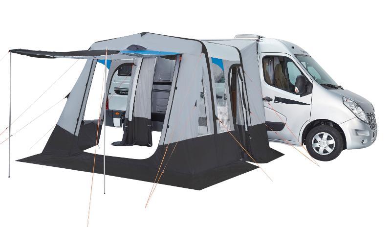 auvent autoportant gonflable recife trigano pour camping car caravane et fourgons s 39 adapte sur les c. Black Bedroom Furniture Sets. Home Design Ideas