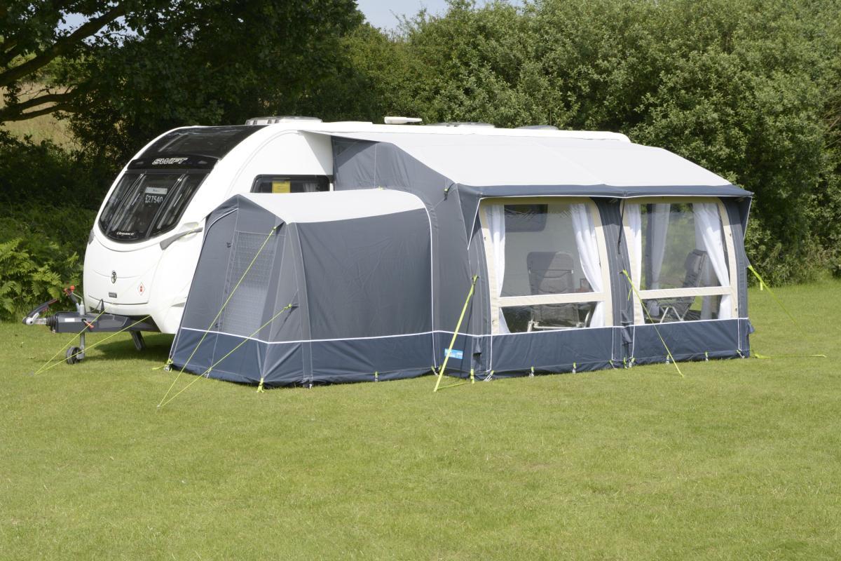auvent gonflable kampa classic air expert 300 pour caravane. Black Bedroom Furniture Sets. Home Design Ideas