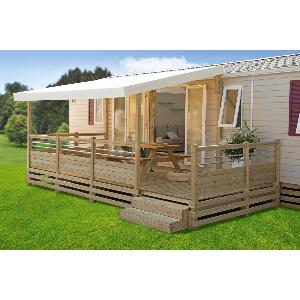 COUVERTURE KIT COMPLET TERRASSE 3M