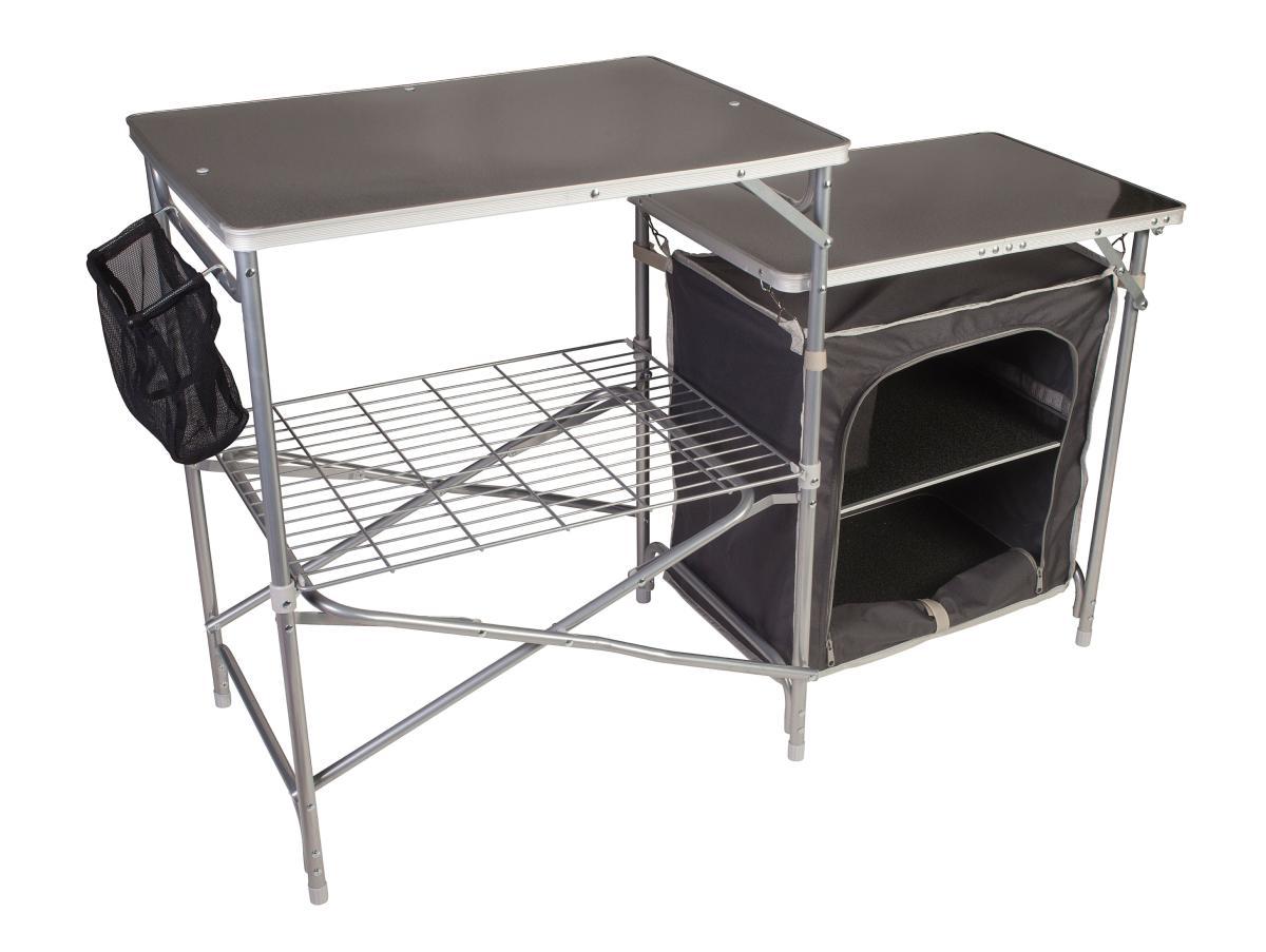 meuble de cuisine kampa commander avec garde manger - Meuble Garde Manger