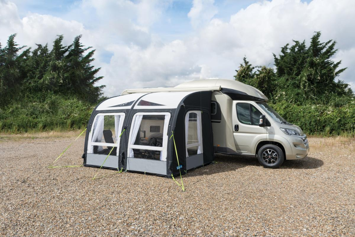 Auvent Gonflable Kampa Motor Rally Air Pro 330 Xxl Pour